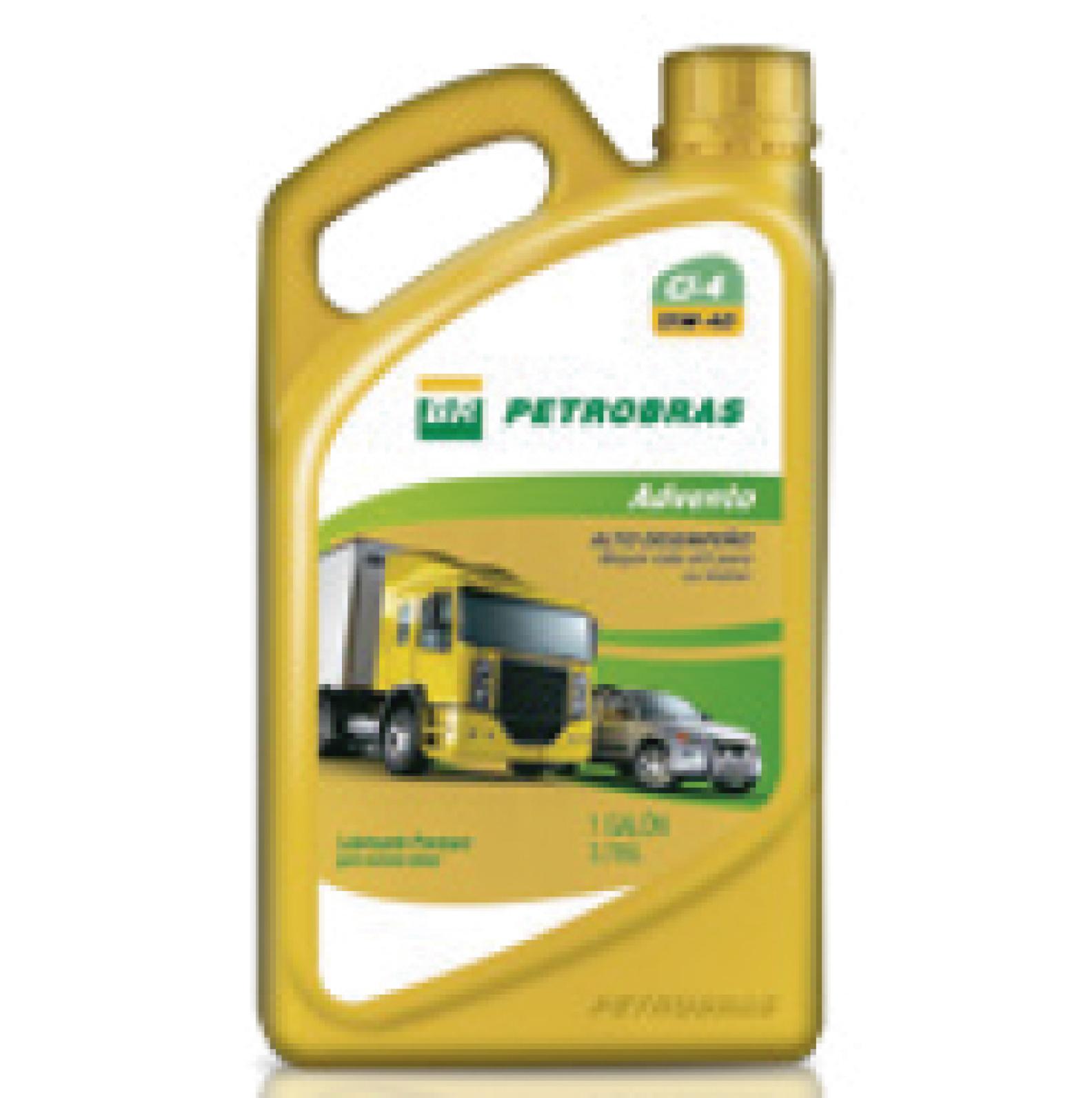 Lubricante Petrobras Advento (Motor Diésel)