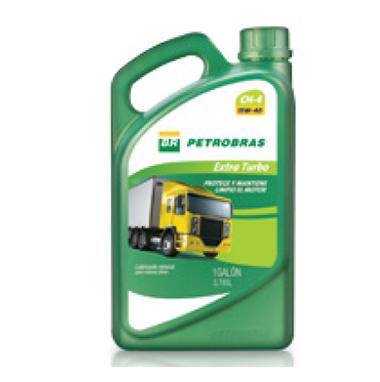 Lubricante Petrobras Extra Turbo (Motor Diésel)