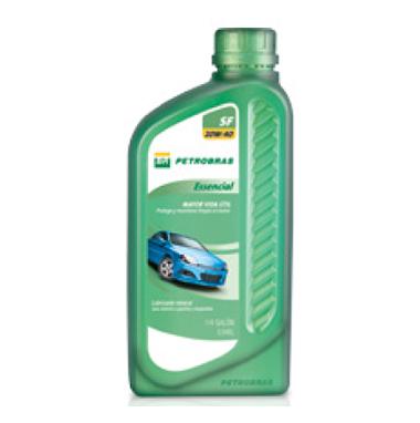 Lubricante Petrobras Essencial GNC (Motor Gasolina)
