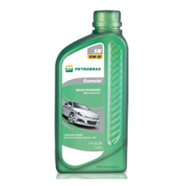 Lubricante Petrobras Essencial SN (Motor Gasolina)