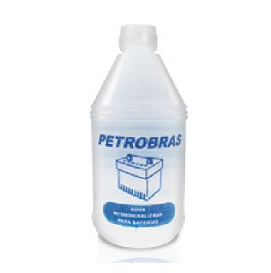 Petrobras Agua Para Batería - Petrobras