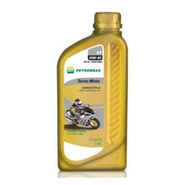 Lubricante Petrobras Tecno Moto (Motor 4T y 2T)