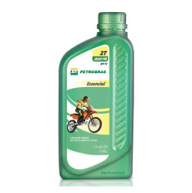 Lubricante Petrobras Essencial 2T API TC (Motor 2T)