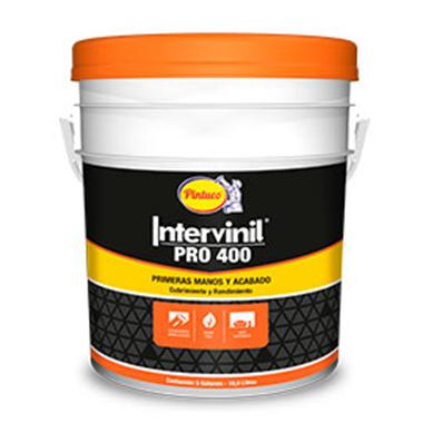 Intervinil Pro 400 (interior) - Pintuco