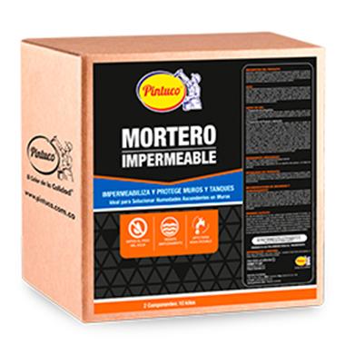 Mortero Impermeable (interior y Exterior)