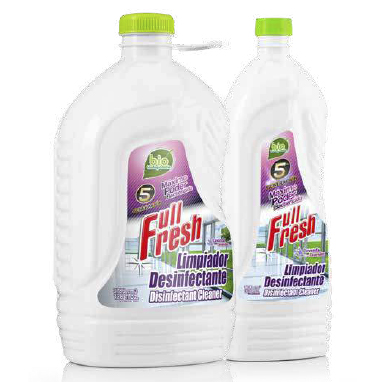 Limpiador Desinfectante 5ta Generación