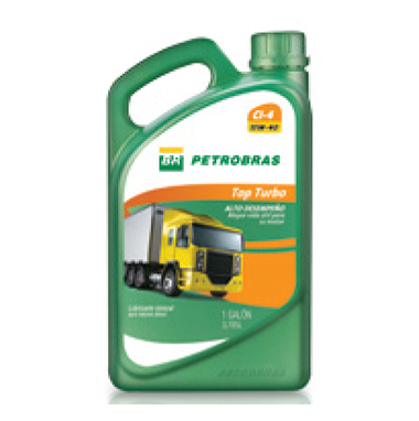 Lubricante Petrobras Top Turbo (Motor Diésel)
