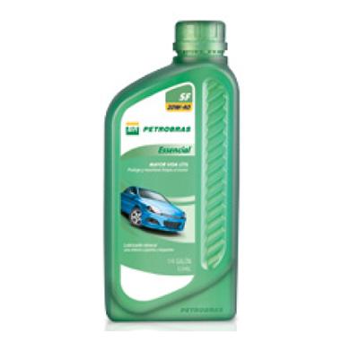 Lubricante Petrobras Essencial SF (Motor Gasolina)
