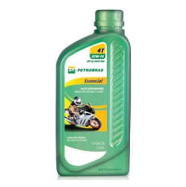 Lubricante Petrobras Essencial 4T (Motor 4T)