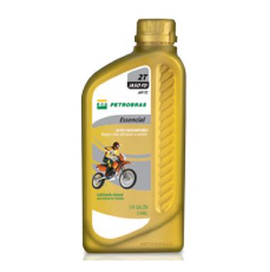 Lubrinate Petrobras Essencial 2T JASO FD (Motor 2T)