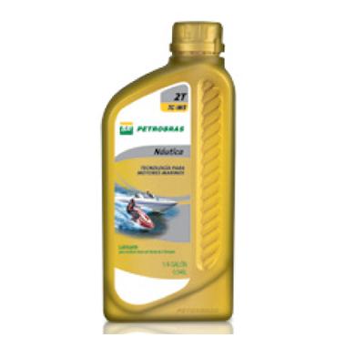 Lubricante Petrobras Náutica Gasolina (2T) TC-W3