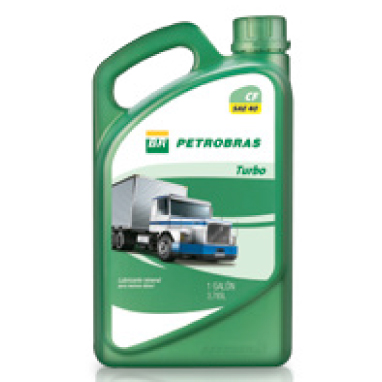 Lubricante Petrobras Turbo (Motor Diésel)