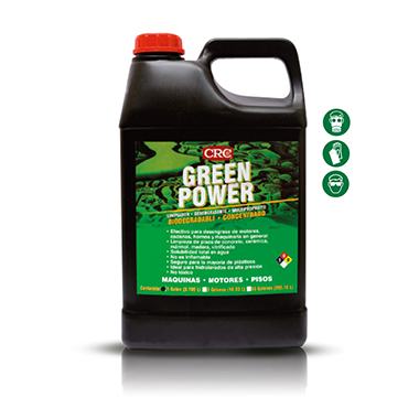 Desengrasante Limpiador Green Power - CRC