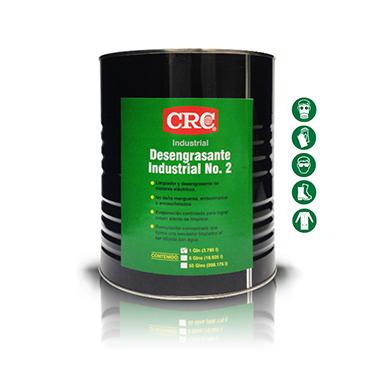 Desengrasante Industrial No. 2 - CRC