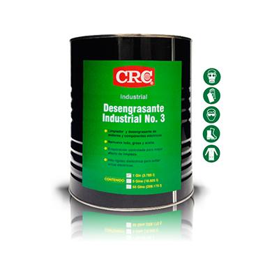 Desengrasante Industrial No. 3 - CRC