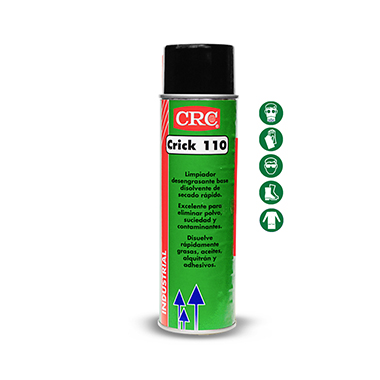 Crick 110 Detector de Grietas Limpiador