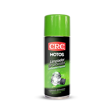 Limpiador de Carburador Motos - CRC
