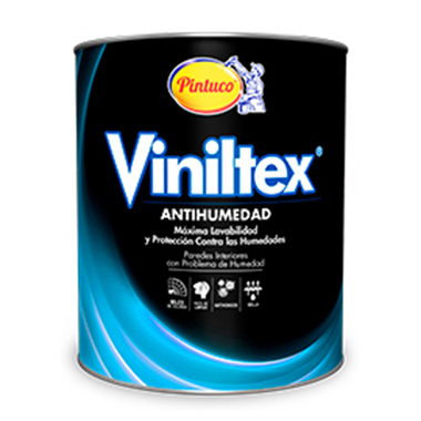 Viniltex Anti Humedad (interior)
