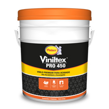 Viniltex Pro 450 (interior) - Pintuco