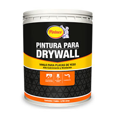 Pintura para Drywall (interior) - Pintuco