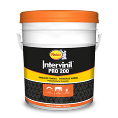 Intervinil Pro 200 (interior)