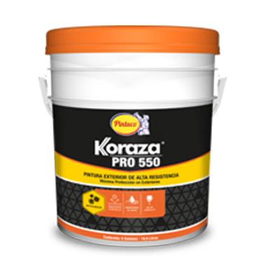 Koraza Pro 550 (exterior)