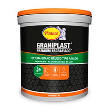 Graniplast Premium Esgrafiado (Exterior)