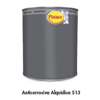 Anticorrosiva alquídica 513 (Mantenimientos y Marinas)