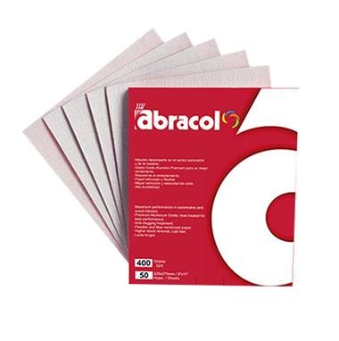 Lija Roja Abracol - Paper Red