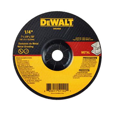 Disco Abrasivo Para Metales