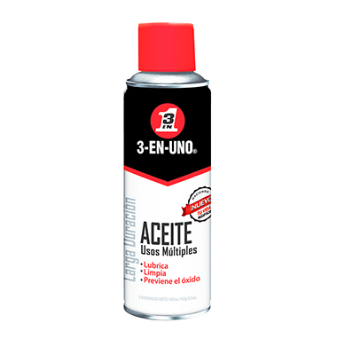 Aceite Usos Múltiples 3 en 1 Aerosol