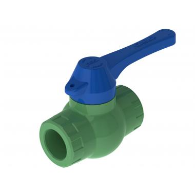 Válvula Compacta De Polipropileno Para Termofusión
