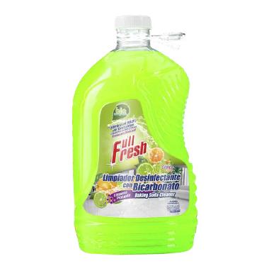 Limpiador Desinfectante con Bicarbonato