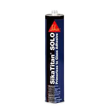 Adhesivo de Poliuretano Sikatitan Solo (vidrios)