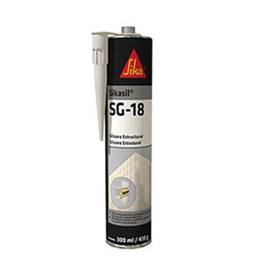 Adhesivo de Silicona Neutro Sikasil® SG-18